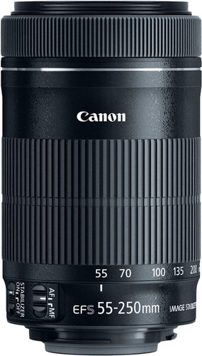 Canon EF-S 55-250 mm f/4-5,6 IS STM Main Image