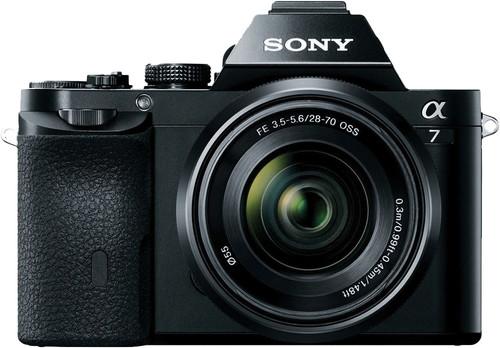 Sony Alpha A7 + 28-70mm OSS Main Image