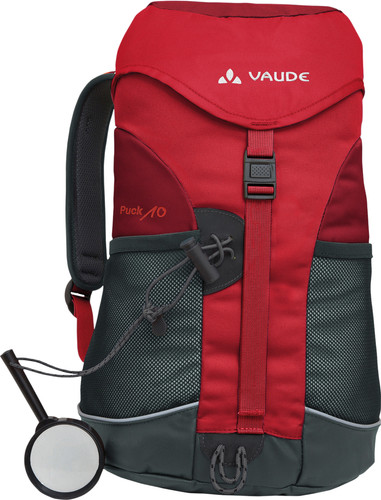 Vaude Puck Salsa/Red 10L Main Image