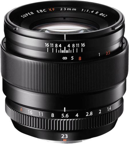 Fujifilm XF 23 mm f/1,4 R noir Main Image