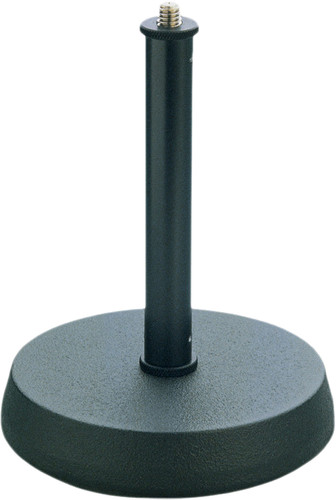 K & M 232 Microphone Stand Table Main Image