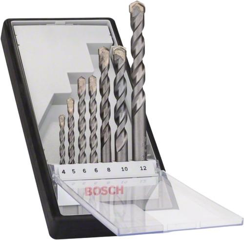 Bosch Robust Line Set de forets à pierre 7 pièces Main Image