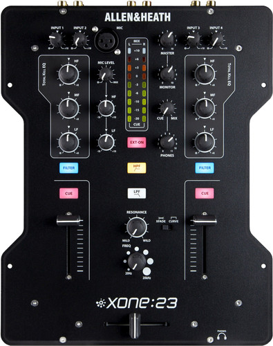Allen & Heath Xone:23 Main Image
