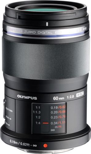 Olympus M.Zuiko Digital ED 60 mm f/2,8 Macro Main Image
