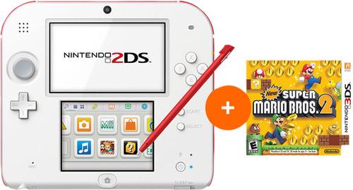 Nintendo 2DS Pack New Super Mario Bros 2 Main Image