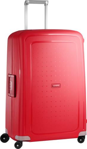 Samsonite Valise spinner S'Cure 75 cm Crimson Red Main Image