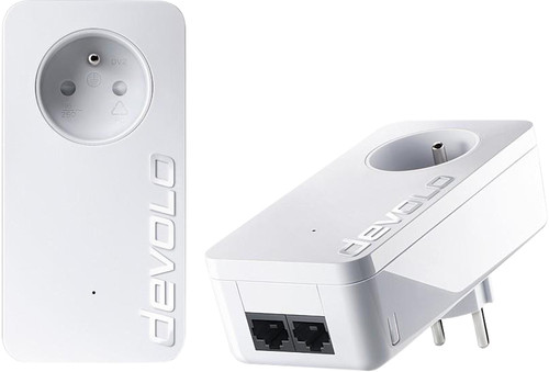 Devolo dLAN 550 Duo+ No WiFi 500Mbps 2 adapters Main Image