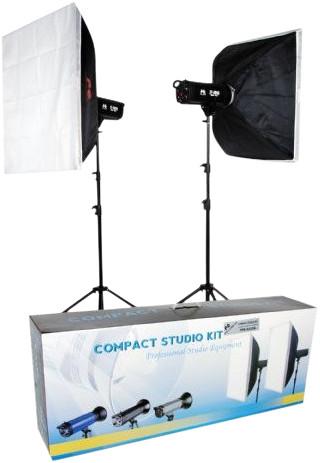 Falcon Eyes Studio Flash Set TFK-2300A Main Image