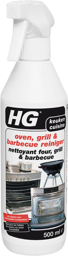 HG Nettoyant four, gril et barbecue Main Image