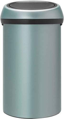 Brabantia Touch Bin 60 Liter Metallic Mint Main Image