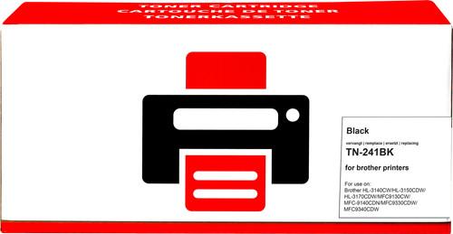 Pixeljet TN-241BK Toner Noir pour imprimantes Brother (TN-241BK) Main Image