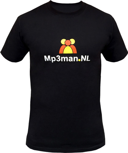 Coolblue T-shirt Mp3man.NL (XL) Main Image