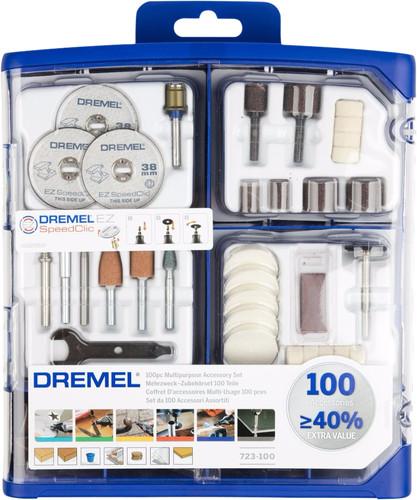 Dremel MAS 100-piece accessory set Main Image