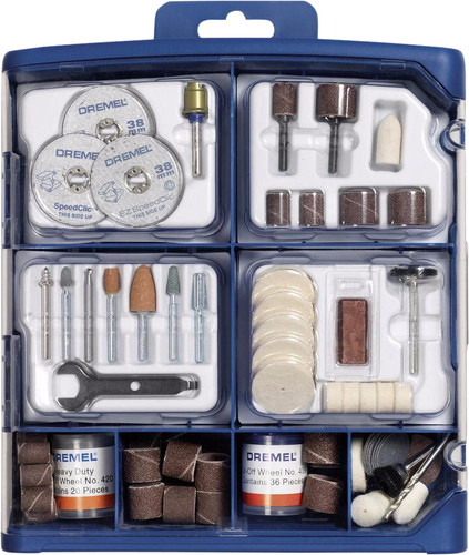 Dremel MAS 150-piece accessory set Main Image