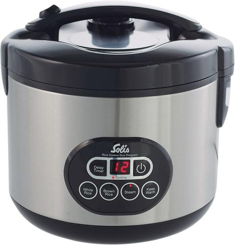 SOLIS Rice Cooker Duo Programm Type 817 Main Image
