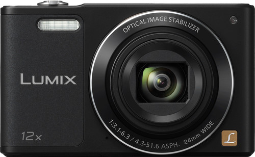 Deuxième Chance Panasonic Lumix DMC-SZ10 Noir Main Image