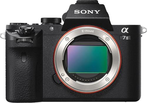 Sony A7 II Body Main Image