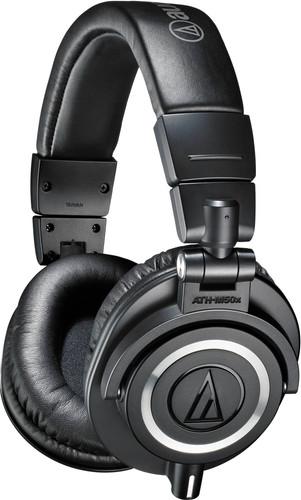 Audio-Technica ATH-M50X Noir Main Image