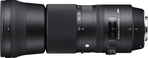Sigma 150-600mm f/5-6.3 DG OS HSM C Canon Main Image