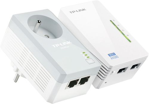 TP-Link TL-WPA4225KIT WiFi 600 Mbps 2 adapters Main Image