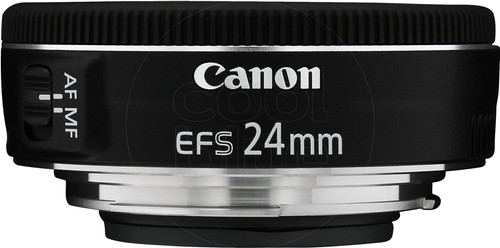 Canon EF-S 24 mm f/2,8 STM Main Image