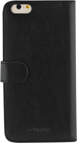 Valenta Booklet Classic Luxury iPhone 6 Plus / 6s Plus Black Main Image