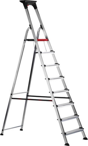 Altrex Double Decker Household Ladder 8 steps Main Image