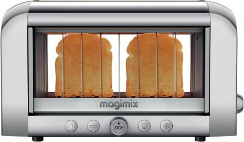 Magimix Le Vision toaster Mat Chroom Main Image