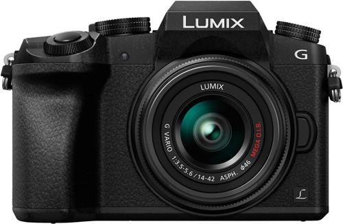 Panasonic Lumix DMC-G7 Black + 14-42mm Main Image