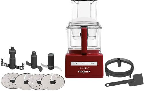 Magimix Cuisine Systeme 4200 XL Rouge Main Image