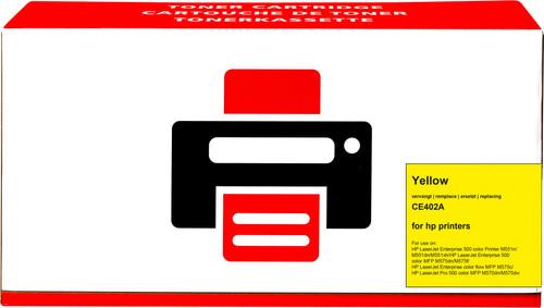 Pixeljet 507A Toner Jaune Main Image