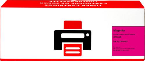 Pixeljet 130A Toner Magenta voor HP printers (CF353A) Main Image