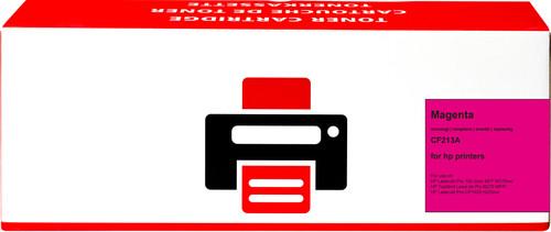 Pixeljet 131A Toner Magenta pour imprimantes HP (CF213A) Main Image