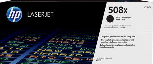 HP 508X Toner Cartridge Black (High Capacity) Main Image