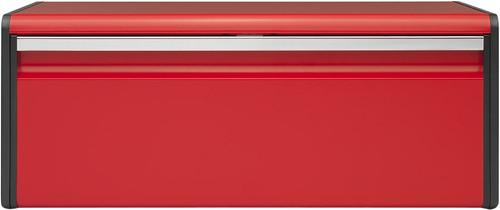 Brabantia Bo¿te ¿ Pain Couvercle ¿ Clapet Passion Red Main Image