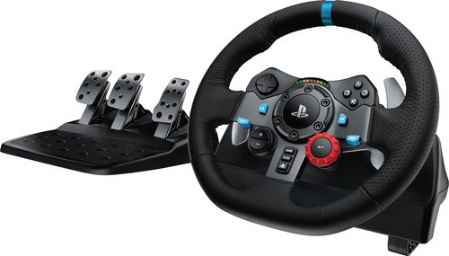 Logitech G29 Driving Force Main Image
