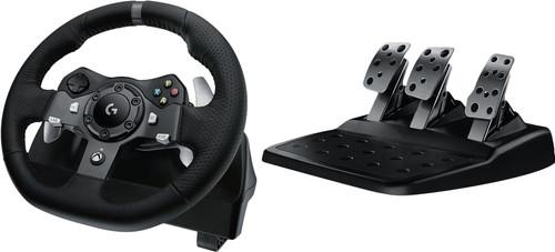 Logitech G920 Driving Force - Volant de Course pour Xbox Series X|S, Xbox One & PC Main Image
