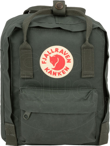 Fjällräven Kånken Mini Forest Green 7L - Children's backpack Main Image