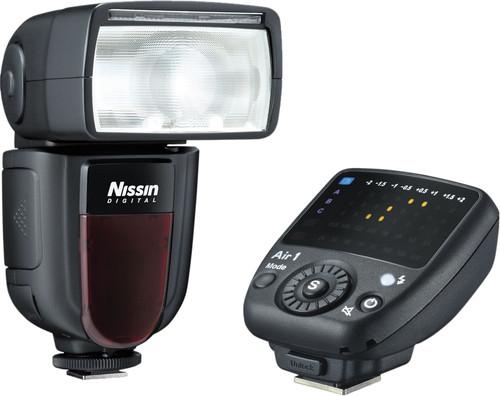 Nissin Di700A kit Nikon + Air 1 NAS TTL-commander Main Image