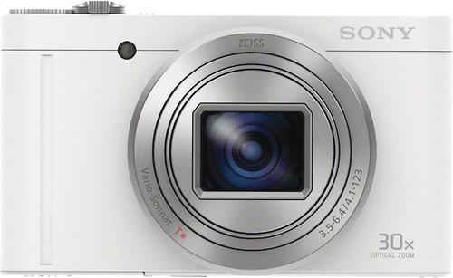 Sony CyberShot DSC-WX500 White Main Image