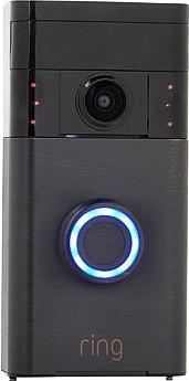 Ring Video Doorbell Dark Bronze Main Image