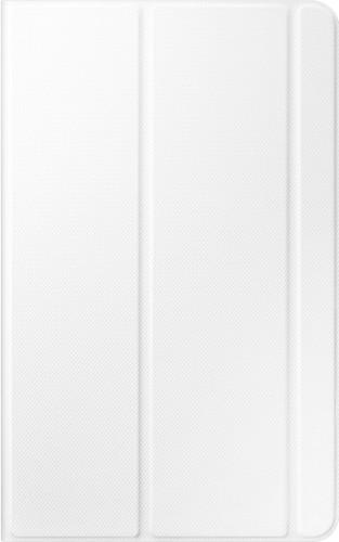 Samsung Galaxy Tab E 9.6  Book Cover PU White Main Image