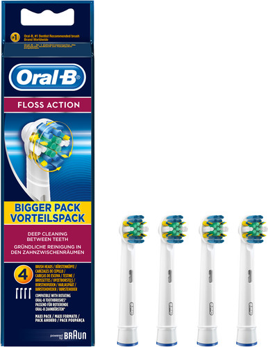 Oral-B Floss Action (4 pièces) Main Image