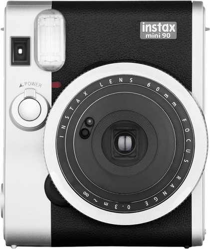 Fujifilm Instax Mini 90 Black Main Image