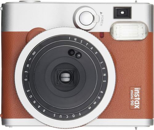 Fujifilm Instax Mini 90 Brown Main Image