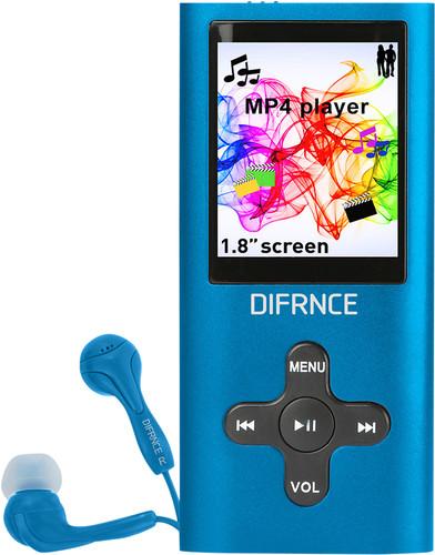 Difrnce MP1851 4GB Blauw Main Image