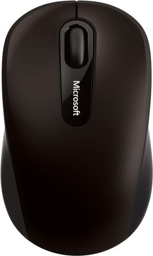 Microsoft Wireless Mobile Mouse 3600 Zwart Bluetooth Main Image