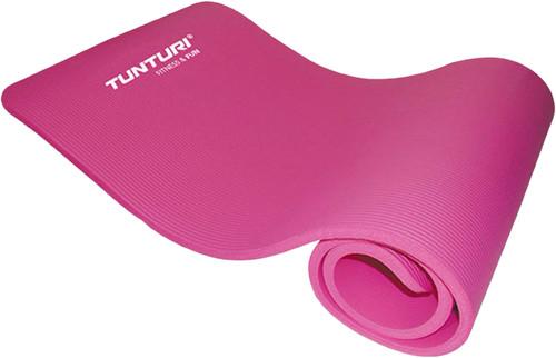 Tunturi Tapis de Fitness NBR Pink Main Image