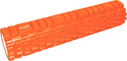 Tunturi Yoga Foam Grid Roller 61 cm Orange Main Image