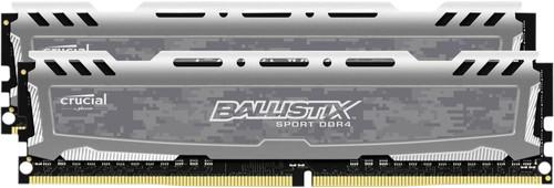 Crucial Ballistix Sport LT 8 Go DIMM DDR4-2400 2 x 4 Go Main Image